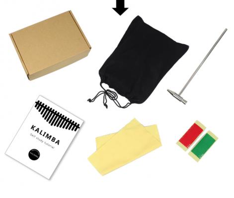 Accessoires-kalimba