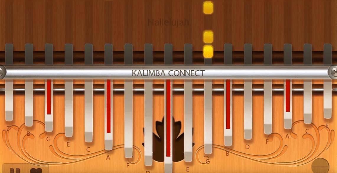 partition kalimba