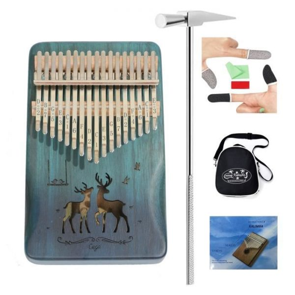 kalimba-instrument-acajou-bleu-package