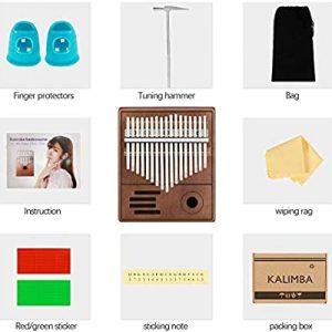 kalimba-style-vintage kit